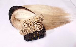 Hiustenpidennys lyhyisiin hiuksiin